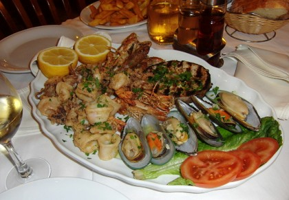 Cyprus food
