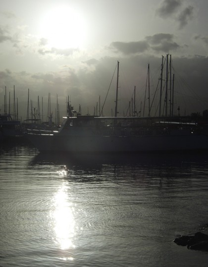 Cyprus sailboats