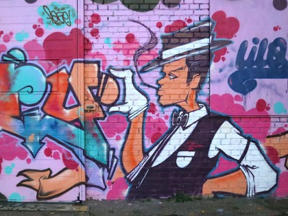 Street Art in Copenhagen, Denmark (20)