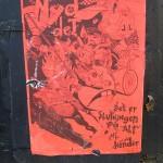 Street Art in Copenhagen, Denmark (5) End to Everything