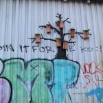 Street Art in Copenhagen, Denmark (7) For the kids