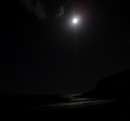 Full moon Gran Canaria