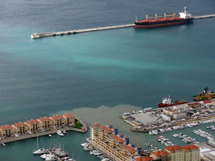 Gibraltar industries, Gibraltar port