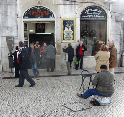 Ginjinha, Lisbon (Portugal)
