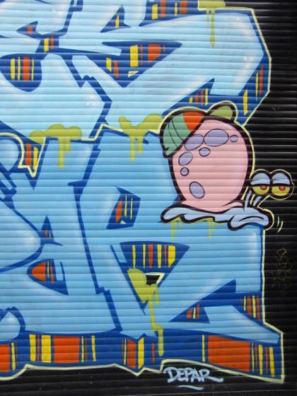 Graffiti Bruxelles