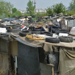 gypsy camp rooftops