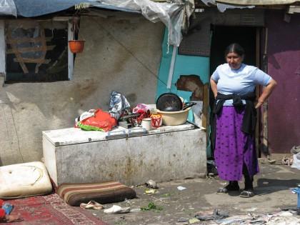 gypsy romani housewife