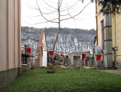 Interesting view in Veliko Ternovo