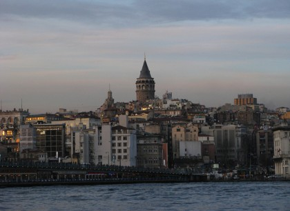 Istanbul - European side