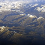 Pyrenees / Alps between Italy, Spain & France