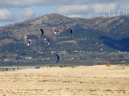 Kite surfing Tarifa