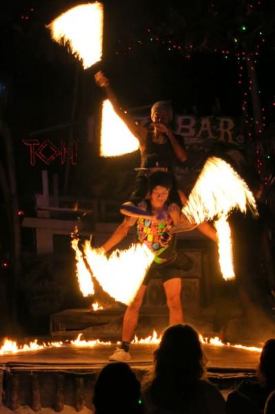 Ko Phi Phi fire show