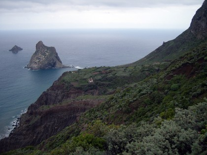 Las Palmas de Anaga, Tenerife