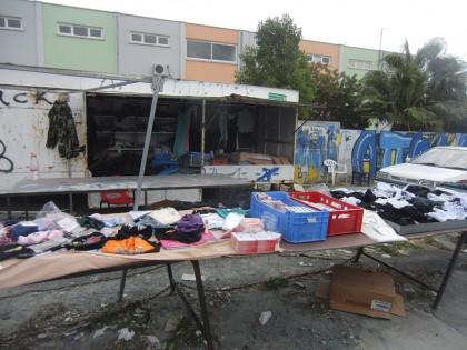 Limassol Linopetra market (Cyprus)
