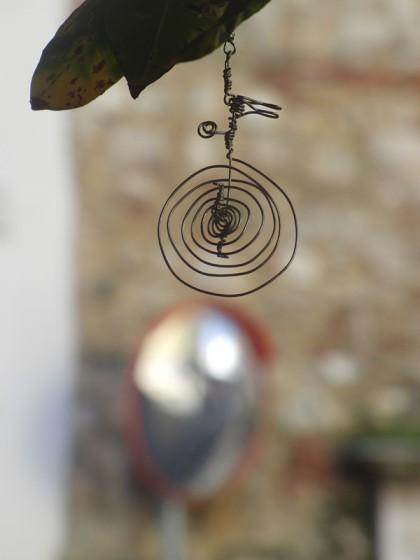 Lisbon jewelry bike (unicycle), Portugal