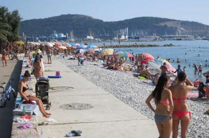 Montenegro Bar beach