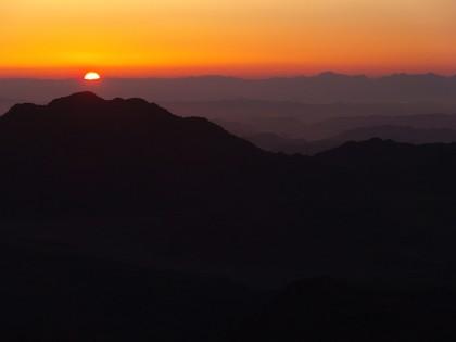 Mount Sinai mountain