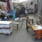 Occupy buffer zone