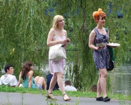 Open Air girls