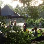 Open Air tent