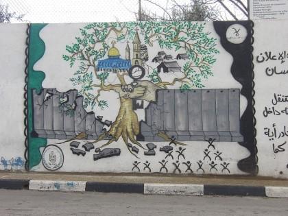 Palestine graffiti