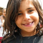 romani cute girl