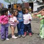romani kids serbia
