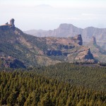 Roque Nublo, Gran Canaria Spain