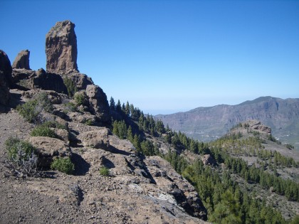 Roque Nublo stone