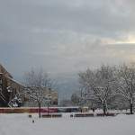 Sofia Vitosha winter