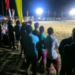 Sri Lanka travel story - Beach football match