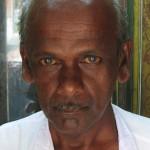Sri Lanka travel story - Wewurukannla pansala man