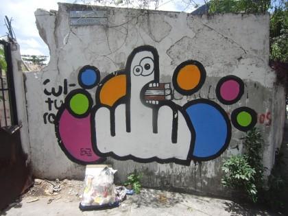 Street Art in Honduras