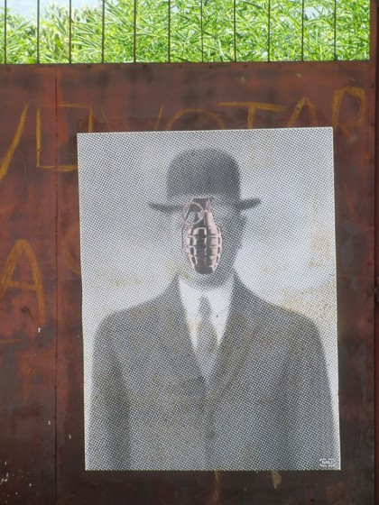 Street Art in Honduras (2)