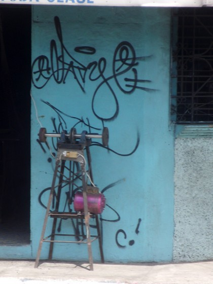 Street Art in Honduras (3)