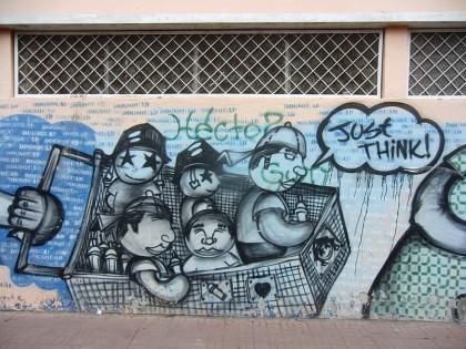 Street Art in Nicaragua (2)