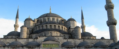 Sultanahmet - Blue mosque
