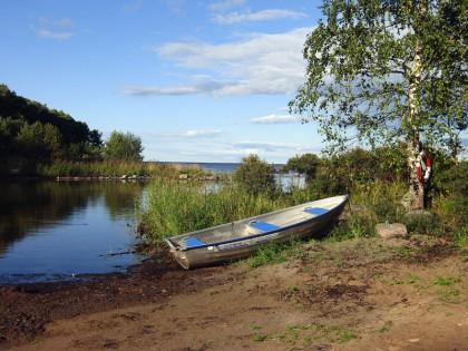Swedish boat