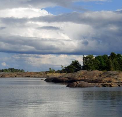 Swedish sea
