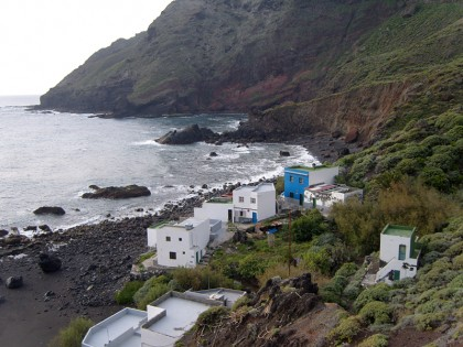 Tenerife village