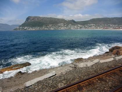 Train ride Fish Hoek & Simons Town