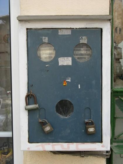 Triple locked box in Veliko Ternovo