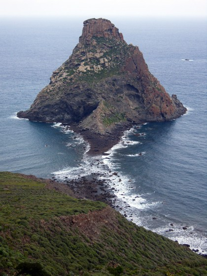 Unknown island (peninsula) Tenerife