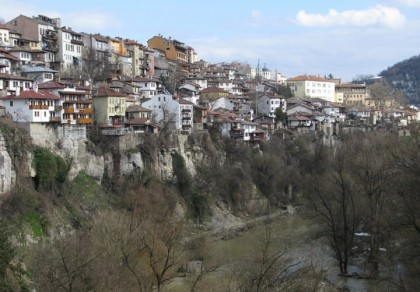 Beautiful view in Veliko Ternovo