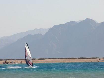 Windsurfing Dahab