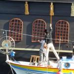 Ayia Napa boat