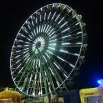 Ayia Napa ferris wheel