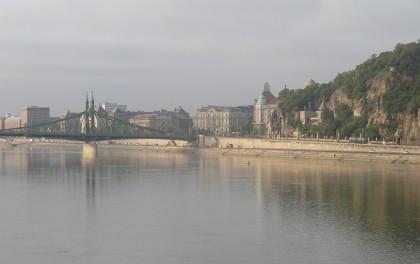 Gellert-hegy with Liberty Bridge