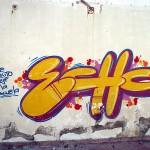 Graffiti El Salvador