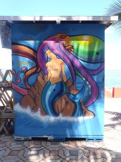 Graffiti de El Salvador
